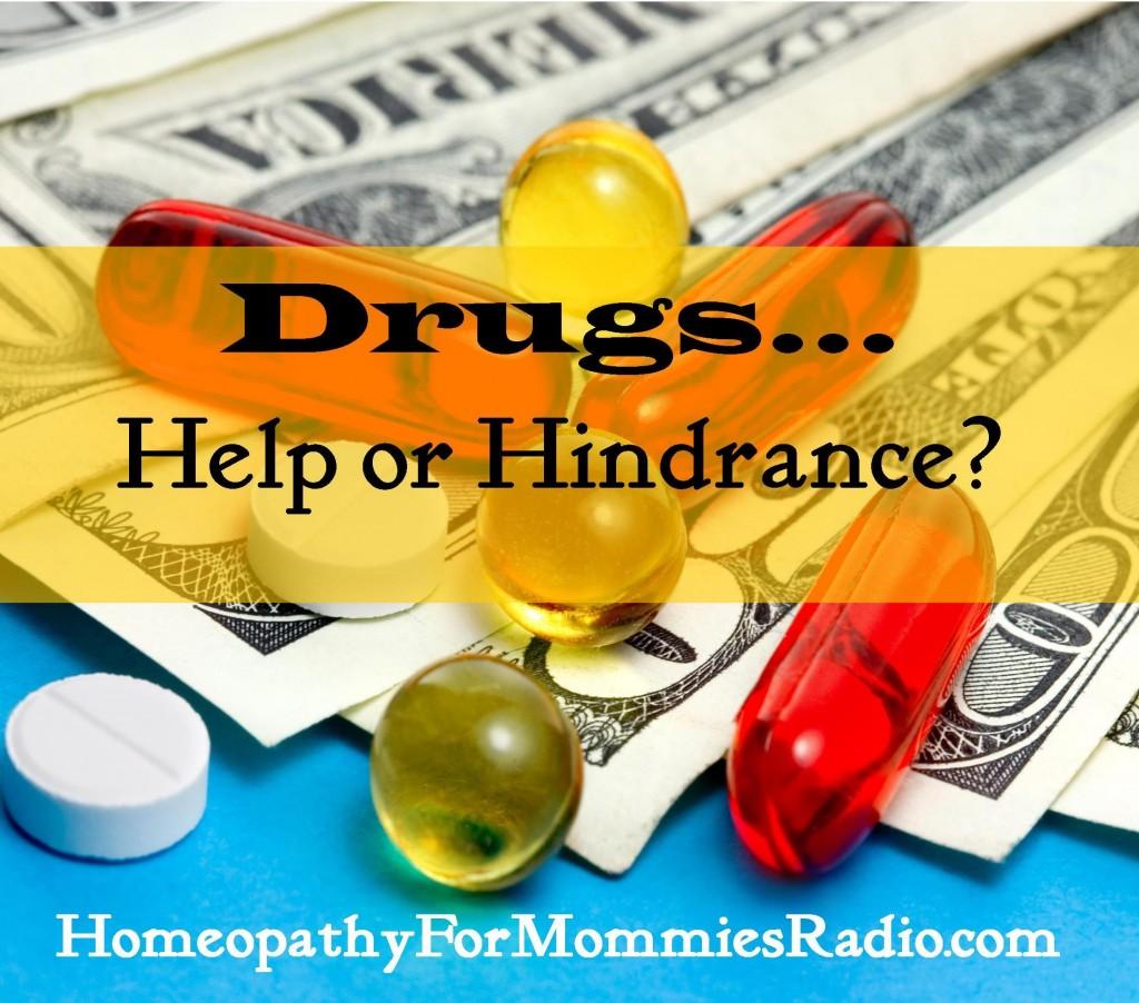 Drugs Help or Hinderance