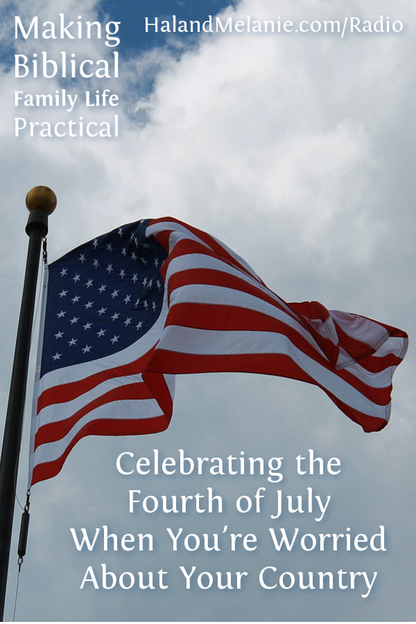 MBFLP - Celebrating the Fourth When You are Worried