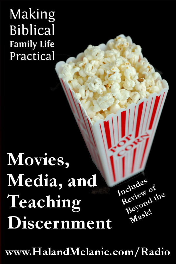 MBFLP - Movies, Media, and Teaching Discernment