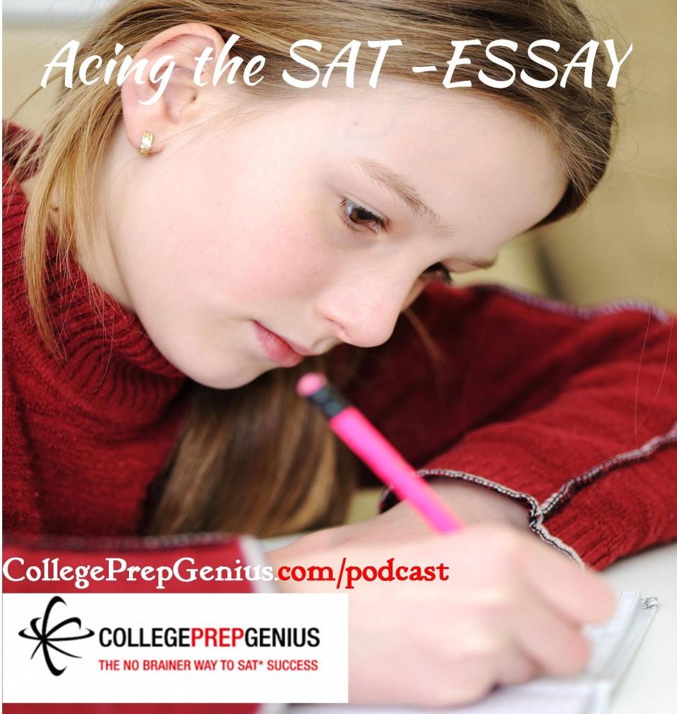 acing the SAT Essay