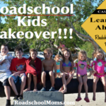 Roadschool Kids Takeover