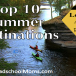 Top 10 Summer RV Destinations