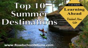 Top 10 Summer Show Button