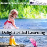 Delight Filled Learning