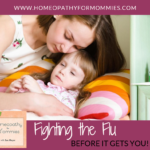 Join Sue Meyer as she discusses the constant battle against fighting the flu! #Homeschool #Podcast
