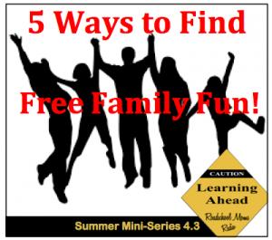 Free Family Fun Show Button