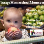 Household, Meals, Shopping and Bill Lists