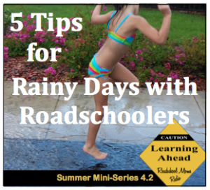 Rainy Day Roadschool Show Button