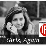 Free homeschool podcast about raising girls.