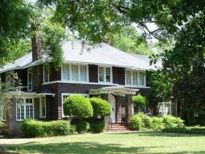 Scott & Zelda Fitzgerald Museum Montgomery, Alabama