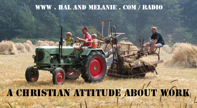 Radio - A Christian Attitude About Work - FB