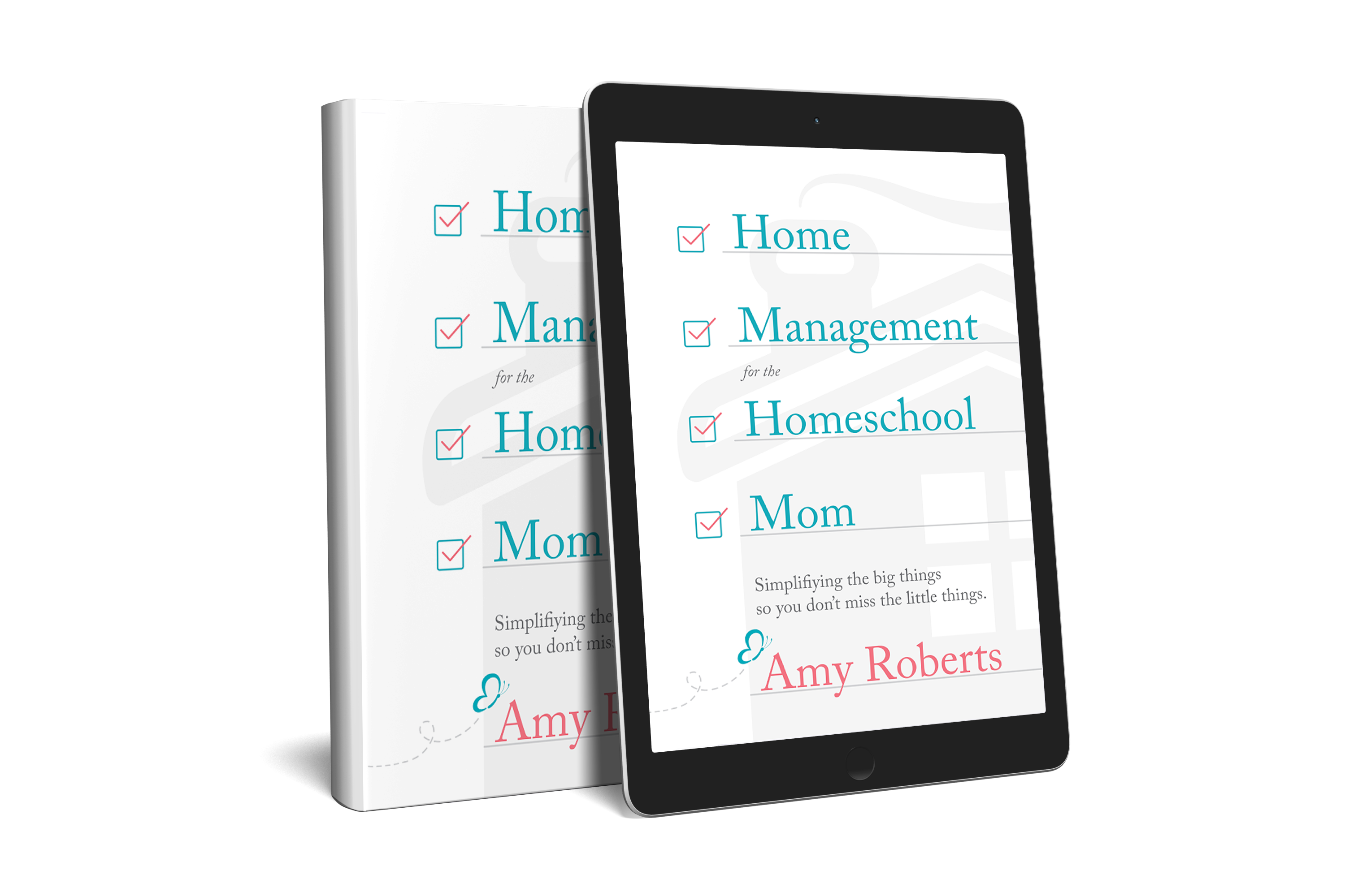 homeschool management for the homeschool mom with Amy Roberts