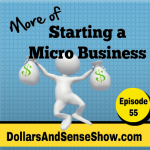 More of Starting a Micro Business. Episode #55