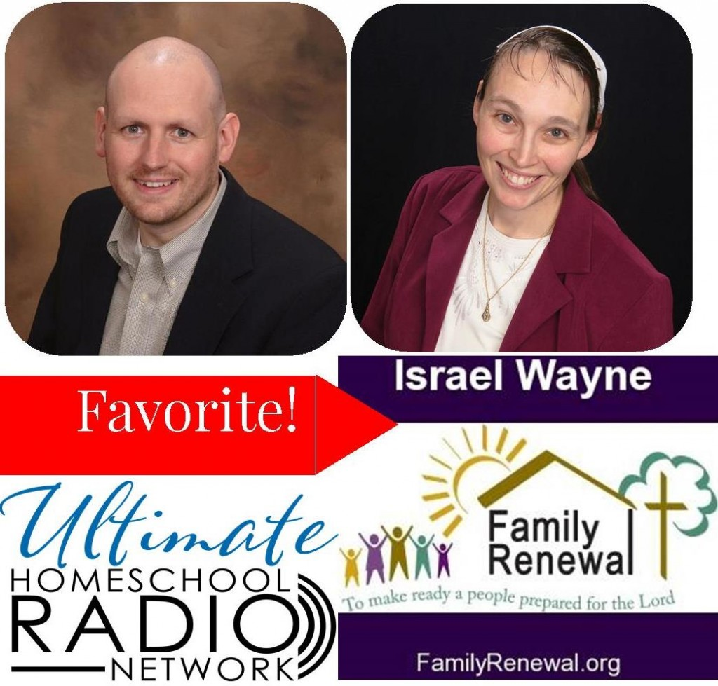 Family renewal podcast