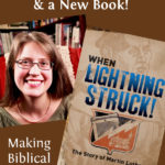 MBFLP 99 – Author Danika Cooley and Her New Luther Biography