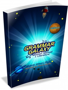 Grammar Galaxy Language Arts
