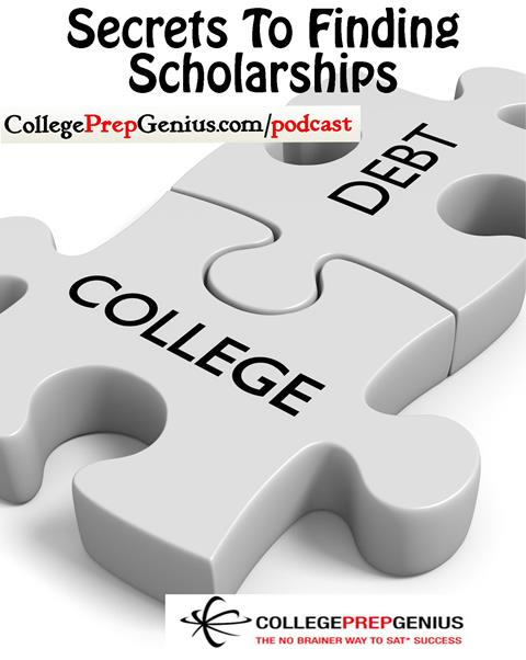 secrets to finding good scholarships