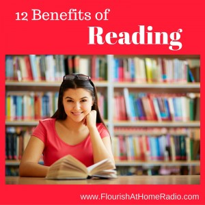 12 Benefits of Reading