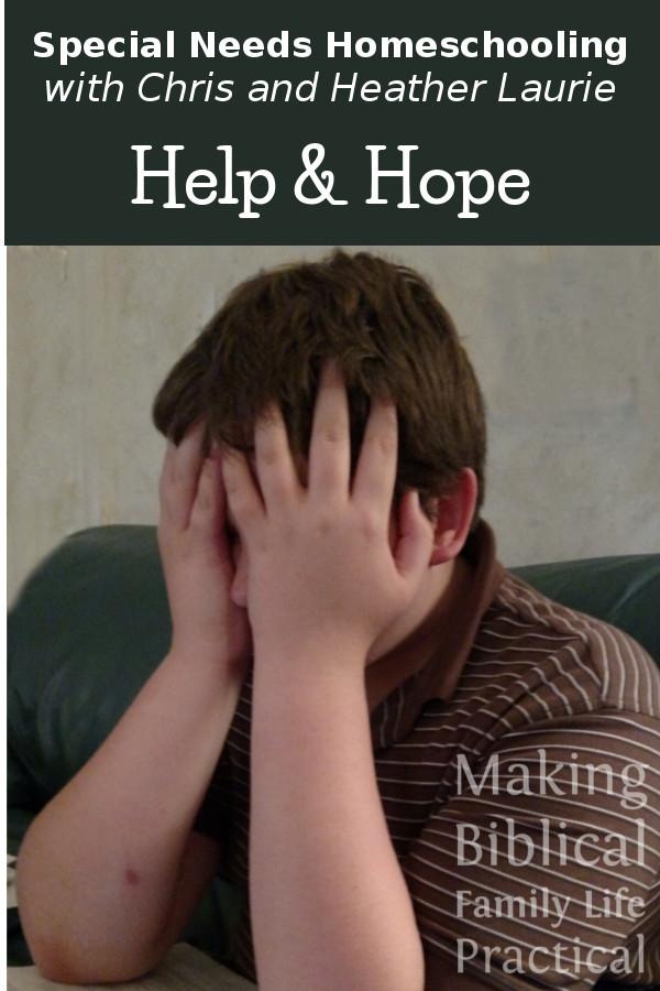 MBFLP Special Needs Homeschooling