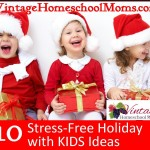Stress-Free Holidays With Children