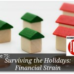 Free homeschool podcast about holiday finances.