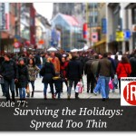 Free Homeschooling Podcast about stress during the holidays