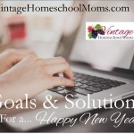 Goals and Solutions For A Really Happy New Year