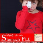 Help For The Stomach Flu