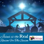 Jesus is the Real Reason For the Season