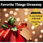 Roadschool Moms Favorite Things Giveaway Extravaganza!
