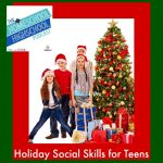 HSHSP 38 Holiday Social Skills for Teens