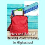 HSHSP Ep 74: Nuts and Bolts of Starting Homeschool in Highschool