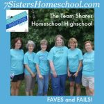 Homeschool Highschool Faves and Fails Homeschool Highschool Podcast