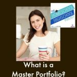 What is a Master Portfolio? Homeschool Highschool Podcast