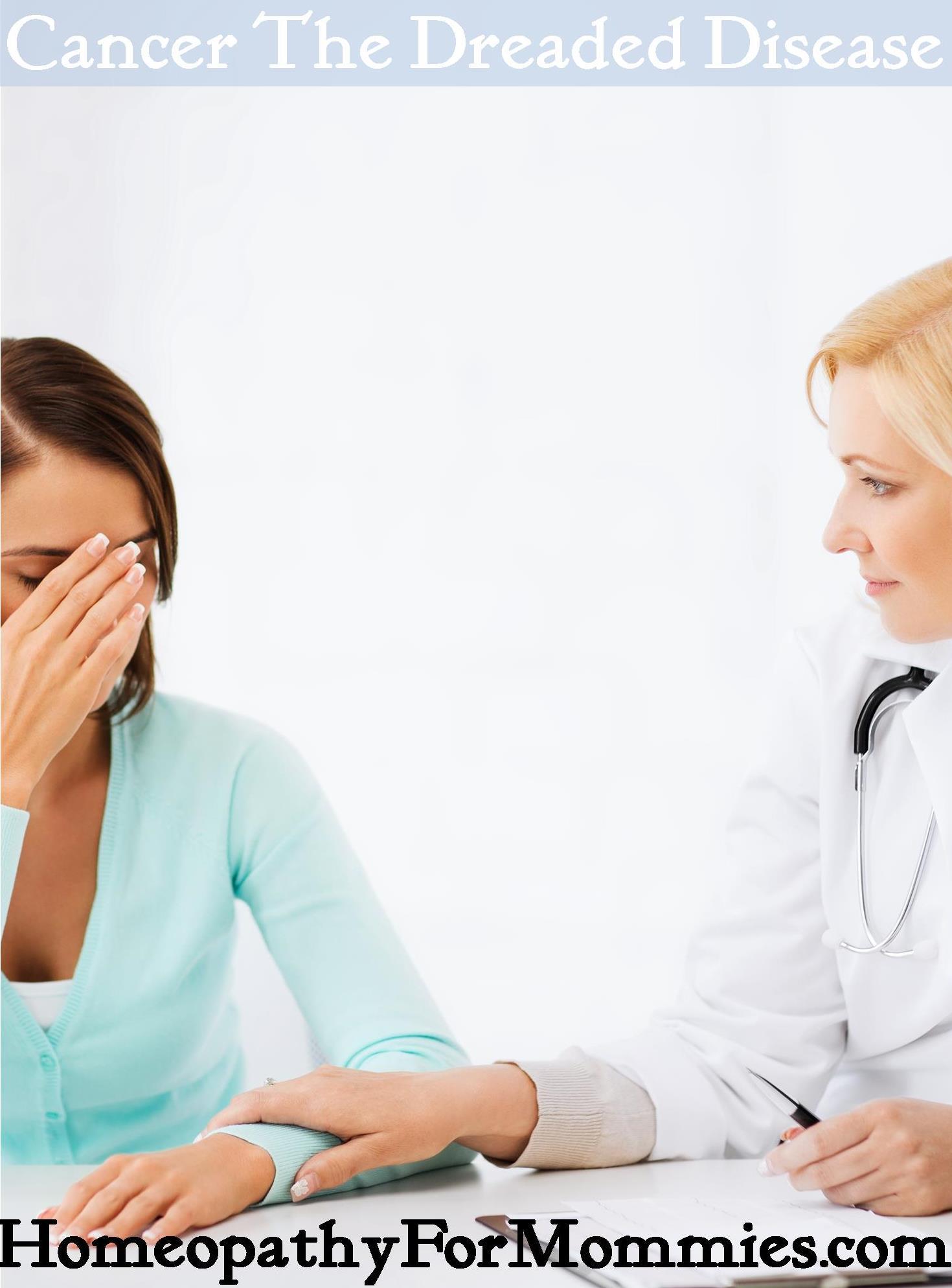 cancer the dreaded disease