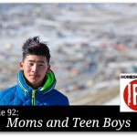 Free Homeschool podcast about teenage boys