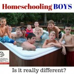 Homeschooling Boys: What's the Difference?