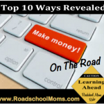 Top 10 Ways to Make Money on the Road