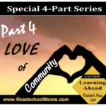 Love Part 4: Finding Community On the Road