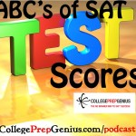 ABC's of SAT Test Scores