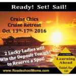 Refreshing Your Soul and Information about the Upcoming Cruise Retreat