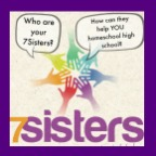 Episode 1 The Homeschool Highschool Podcast: Who are the 7Sisters?