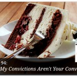 Free homeschool podcast about convictions and foolish arguments