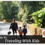 Free homeschool podcast about traveling with kids. Guest Jen Reyneri.
