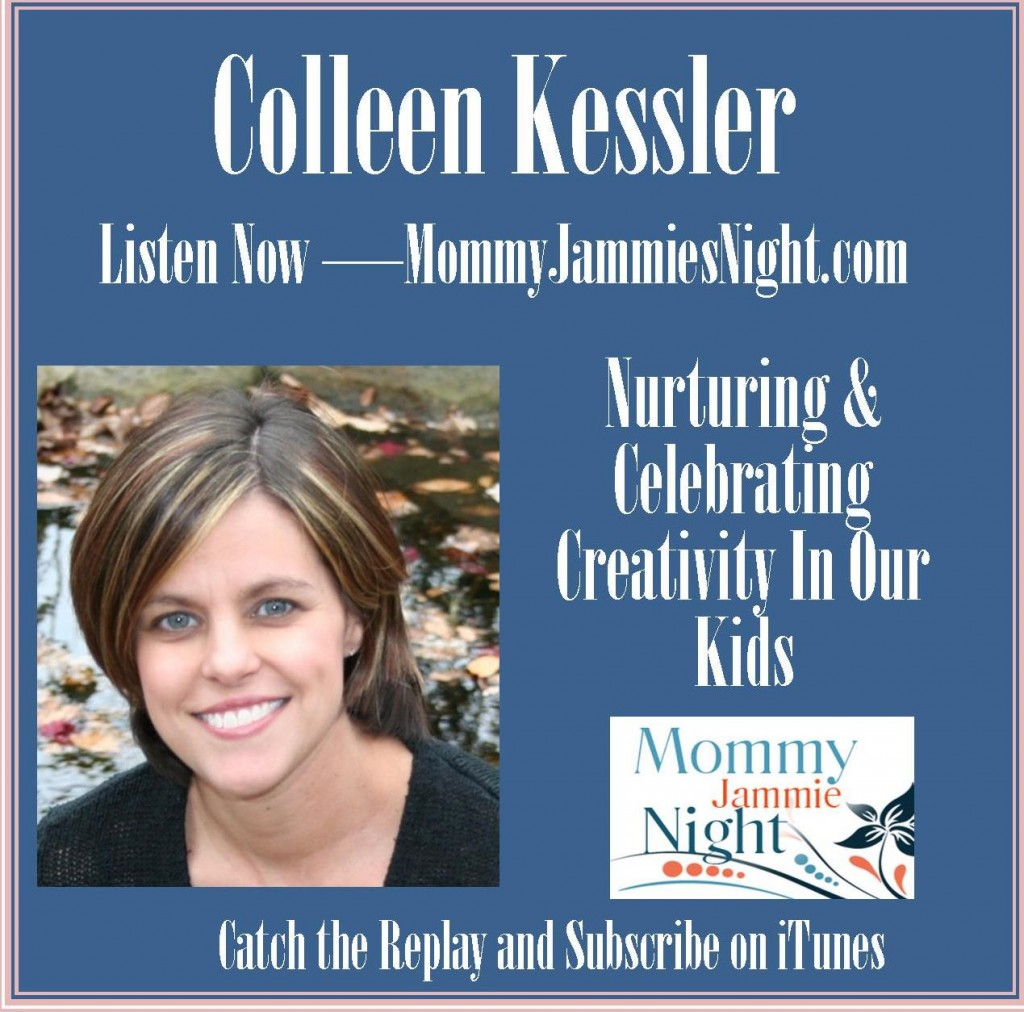 Colleen Kessler Mommy Jammies Night