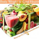 Body Weight and Good Health