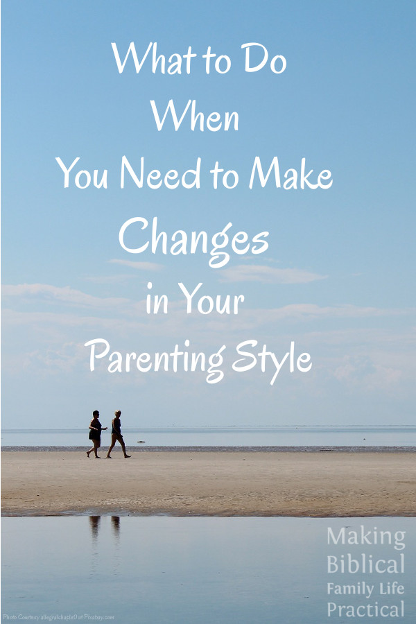 MBFLP - Changing Your Parenting Style - V