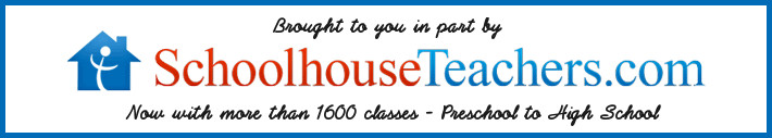 Schoolhouse Teachers banner