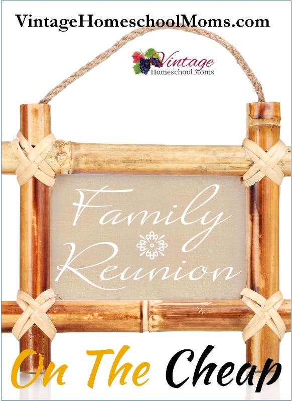 family reunions on the cheap