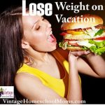 Weight Loss on Vacation